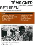 N° 109 (mars 2011) : La bande dessinée dans l'orbe des guerres et des génocides du XXe siècle