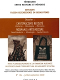 n° 104 (septembre 2009) : L'Antifascisme revisité. Histoire – Idéologie – Mémoire