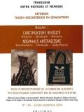Nr. 104 (juli-september 2009): Nogmaals antifascisme. Geschiedenis, ideologie, gedachtenis