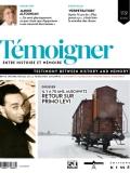 N°119 (12/2014) Il y a 70ans, Auschwitz. Retour sur PrimoLevi