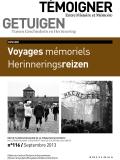 Nr. 116 (september 2013): Herinneringsreizen