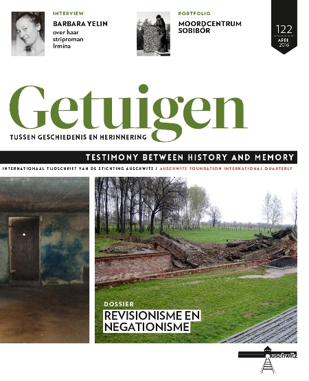 Nr. 122 (april 2016): Revisionisme en negationisme