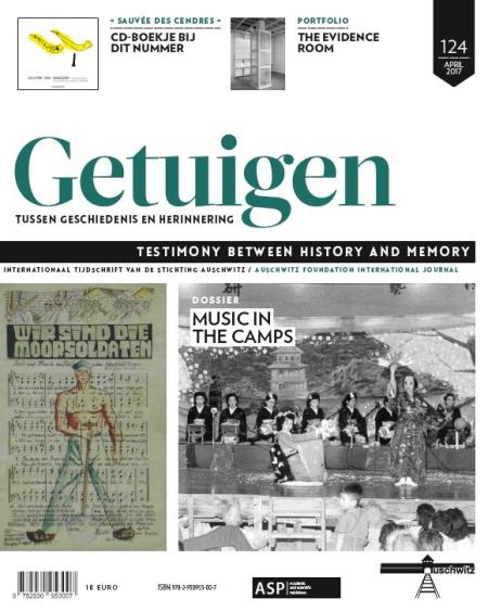 Nr. 124 (april 2017): Muziek in de kampen