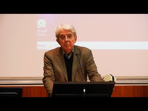 12/2012 - Conférence d'Andreas Huyssen