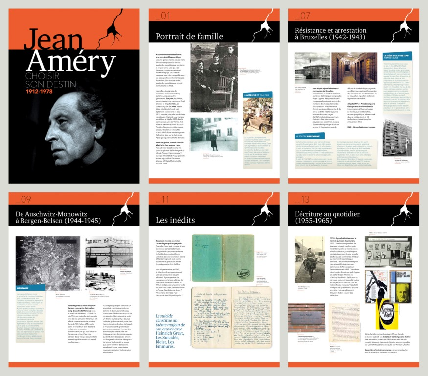 Exposition Jean Amery