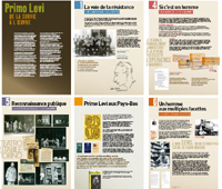 Exposition Primo Levi
