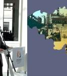 Vernissage de l'exposition 14-45 au parlement de la Fédération Wallonie-Bruxelles