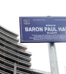 Inauguration de l'espace Paul Halter, 6octobre2015