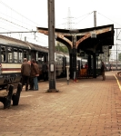 Train des 1000 - Départ