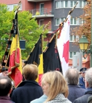 Inhuldiging van Baron Paul Halterplaats, 6oktober2015