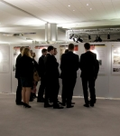 """Inhuldiging van de Tentoonstelling """"België 1914-1945. Levensverhalen van getuigen in het oog van de storm"""" in het Europees Parlement"""
