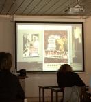 """Seminarie 2012 """"Le cinéma historique: entre fiction et documentaire"""" [De geschiedkundige film, tussen fictie en documentaire]"""