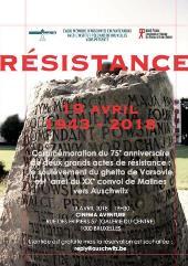 resistance 19 04 1943 2018 sm